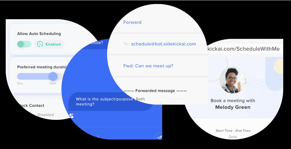 Forwarding Emails to Sidekick