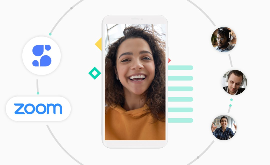 We just launched Zoom for video meetings